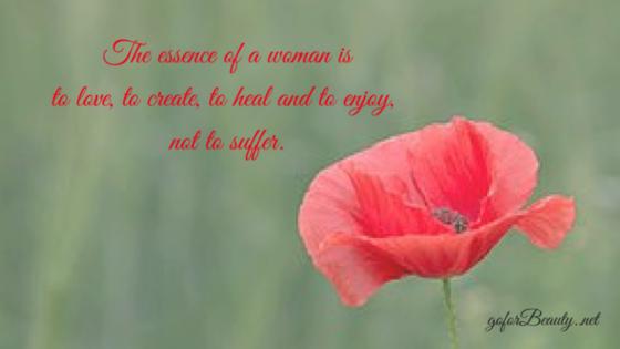 The essence of a woman (1)